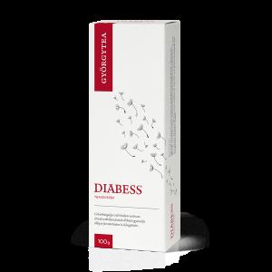 Diabess-Györgytea 100g