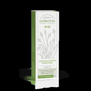 Lándzsás útifüves teakeverék (Allergia tea)