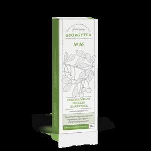 Spanyolmeggy leveles teakeverék (Inkontinencia tea)