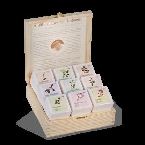 Herbamix gyógynövényes doboz