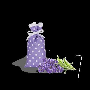 Levendula textil zsák